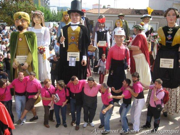 Sant Cugat Sesgarrigues - Festa del Most (Foto: Ajuntament de Sant Cugat Sesgarrigues)
