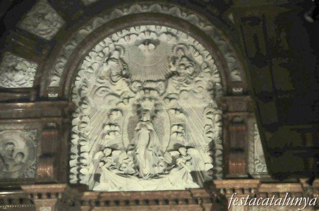 Berga - Església parroquial de Santa Eulàlia