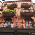 Casa Barons al carrer Major