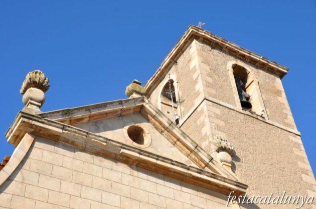Bellvís - Església de Sant Antoni dels Arcs