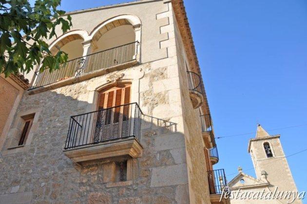 Bellvís - Cal Ciprià dels Arcs