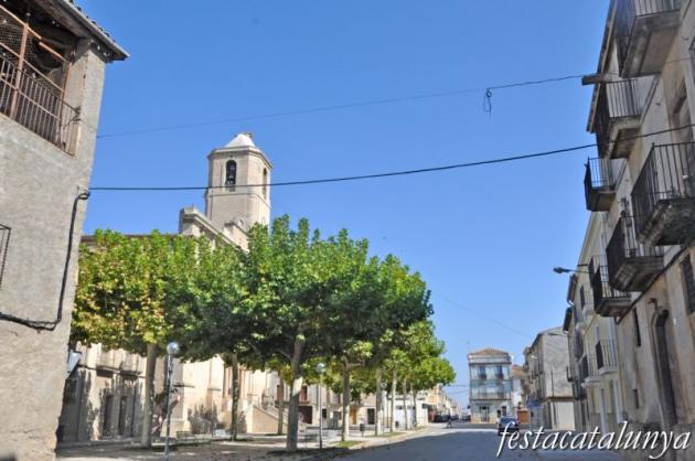 Bellvís - Església parroquial de l'Assumpció