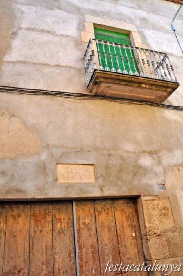 Bell-lloc d'Urgell - Cal Codina