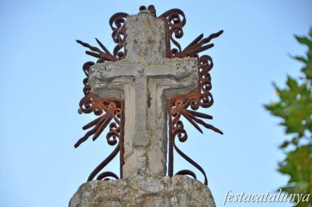 Bell-lloc d'Urgell - Creu de terme