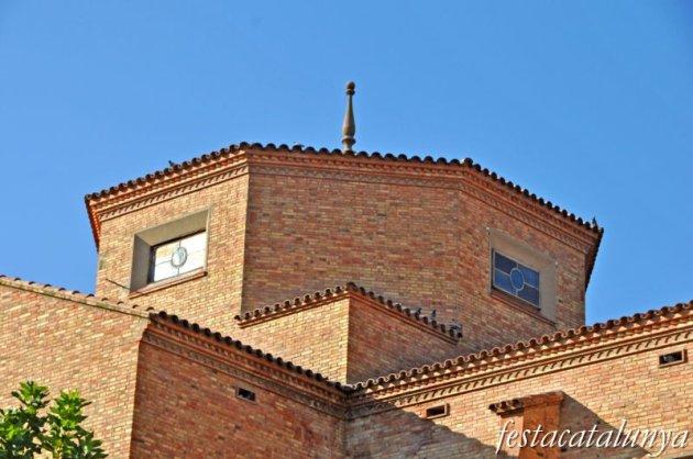 Bell-lloc d'Urgell - Església parroquial de Sant Miquel Arcàngel