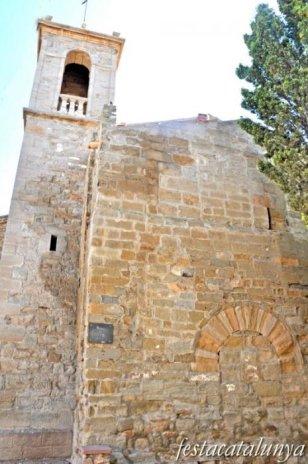 Fuliola, La - Església de l'Assumpció de Boldú