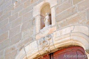 Fuliola, La - Església parroquial de Santa Llúcia