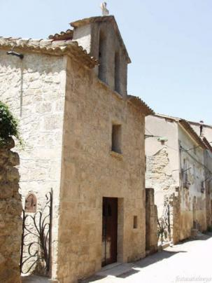 Capellades - Capella de Santa Bàrbara