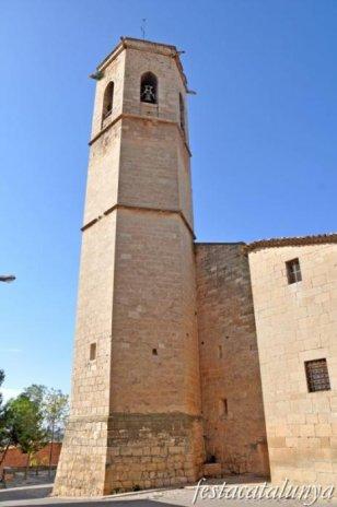 Bellpuig - Església parroquial de Sant Nicolau
