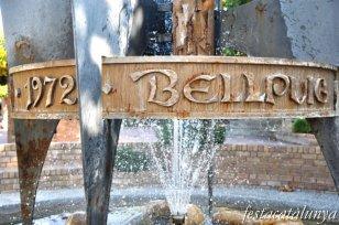 Bellpuig - Monuments urbans (Sardana)
