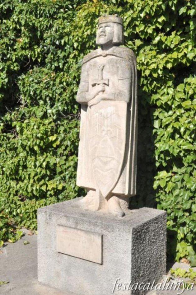 Bellpuig - Monuments urbans (Berenguer Arnau d'Anglesola)