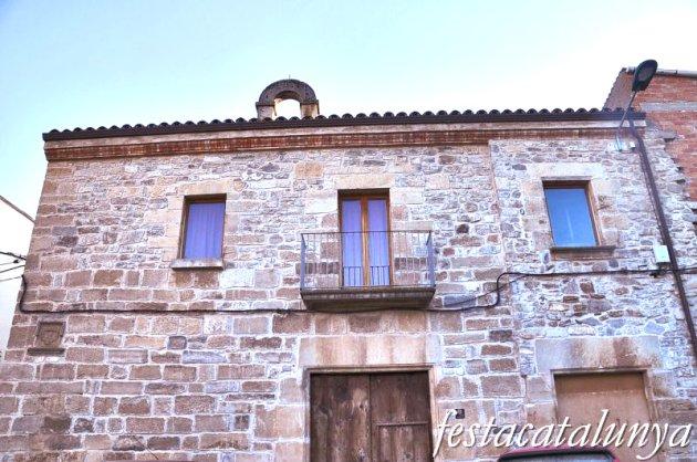 Verdú - Museu d'Arqueologia Ramon Boleda a Verdú (Antic Hospital)