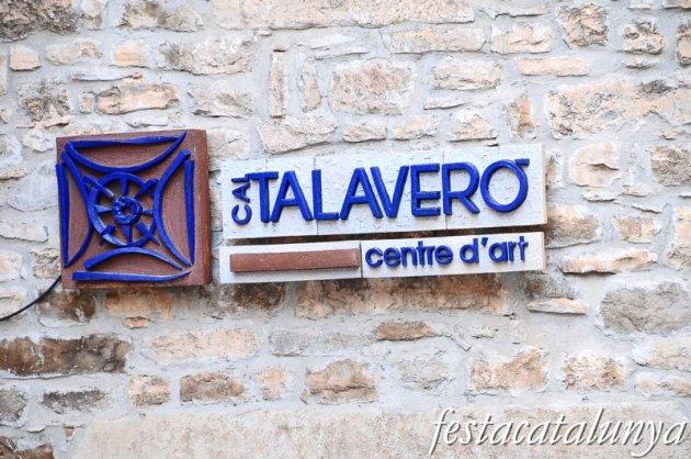 Verdú - Centre d'Art cal Talaveró