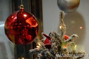 Igualada - Fira Nadalenca al barri de la Font-Vella