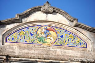 Sant Feliu de Codines - Edificis de l'Avinguda Catalunya, 43