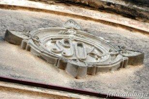 Sant Feliu de Codines - Carrer Agustí Santacruz, 1