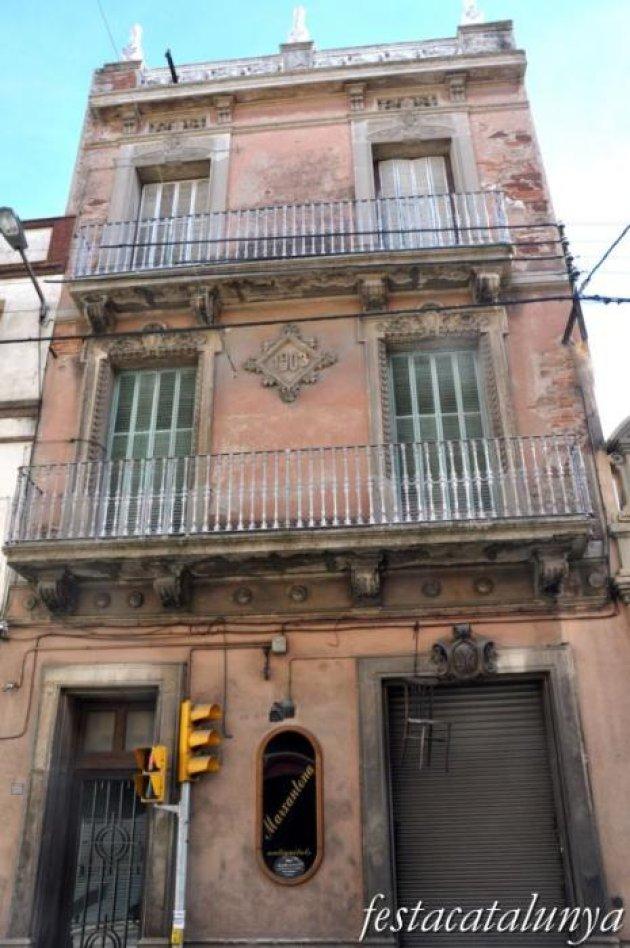 Sant Feliu de Codines - Carrer Agustí Santacruz, 27