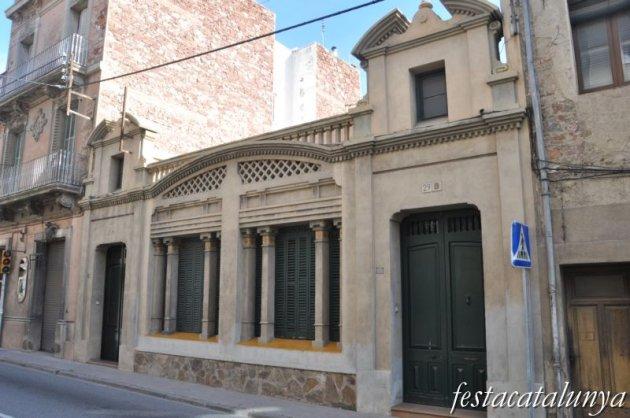 Sant Feliu de Codines - Carrer Agustí Santacruz, 29
