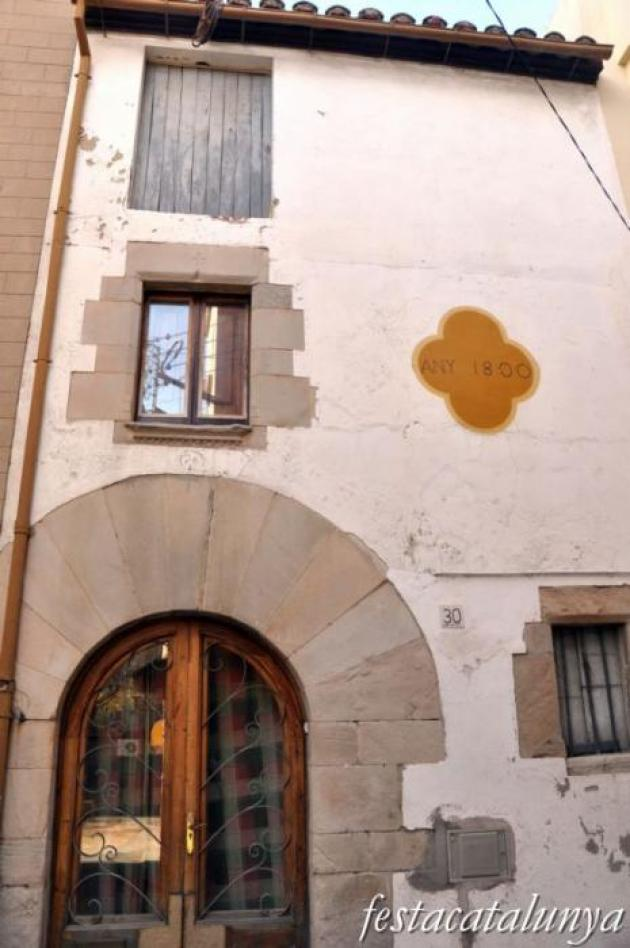Sant Feliu de Codines - Carrer Doctor Tomàs Borrell, 30 (Can Patet)