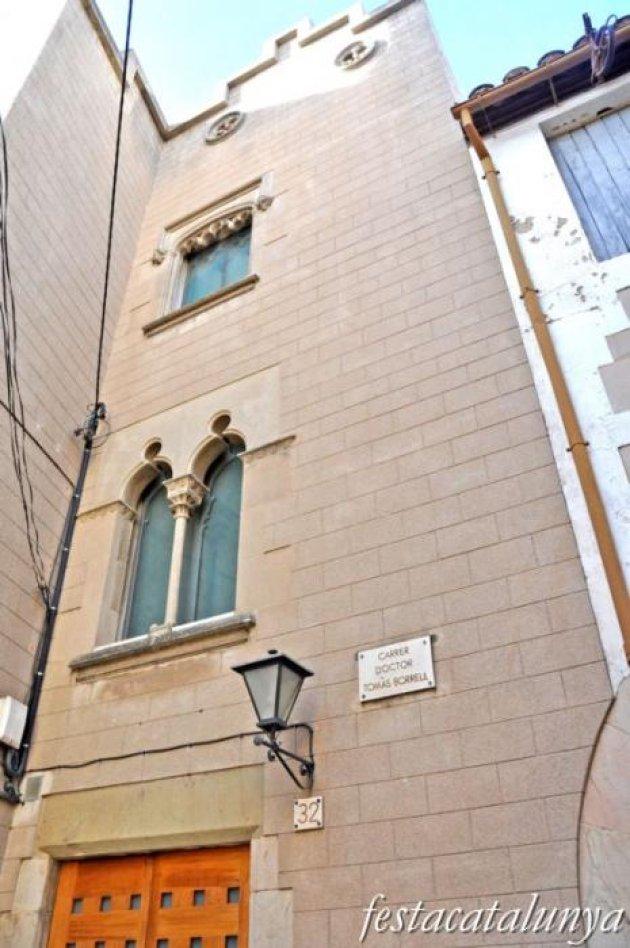 Sant Feliu de Codines - Carrer Doctor Tomàs Borrell, 32