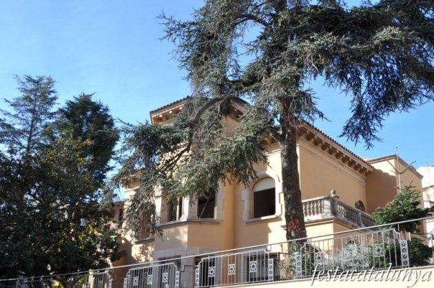 Sant Feliu de Codines - Edifici a la Carretera de Sant Llorenç Savall, 6