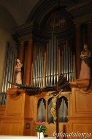 Collbató - Església parroquial de Sant Corneli (orgue)