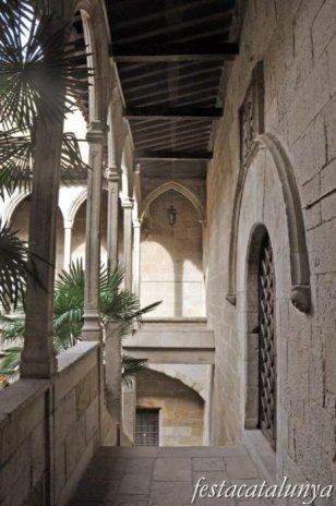 Lleida - Antic hospital de Santa Maria