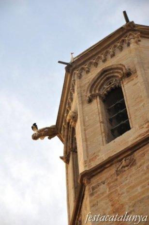 Lleida - Església de Sant Llorenç