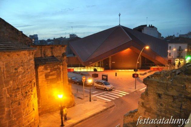 Lleida - Església nova de Sant Martí