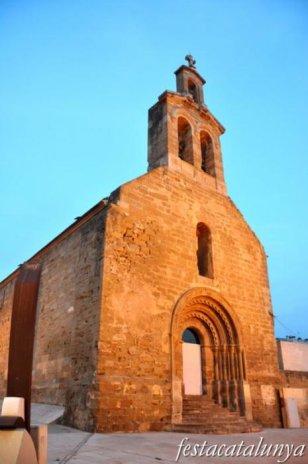 Lleida - Església romànica de Sant Martí