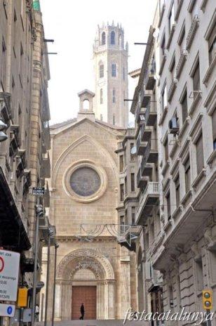 Lleida - Església de Sant Joan