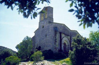 Llacuna, La - Església de Sant Pere de Vilademàger