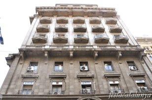 Lleida - Edifici Montepio (Avinguda Blondel, 1 - Cantonada Avda. Madrid)