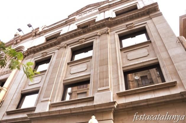 Lleida - Antic Edifici de Fecsa
