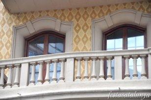 Lleida - Casa Baró o la Vinícola (Avinguda Blondel, 100)