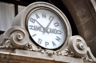 Lleida - Plaça de la Paeria (Antiga Banca Llorenç)