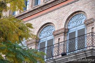 Lleida - Avinguda Madrid (Antic cine Vinyes)