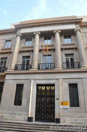 Lleida - Avinguda Madrid (Antic edifici del Banco de España)