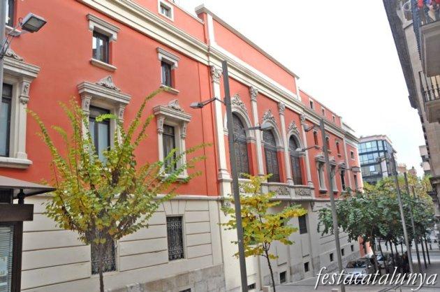 Lleida - Palau de la Diputació (Carrer Carme)