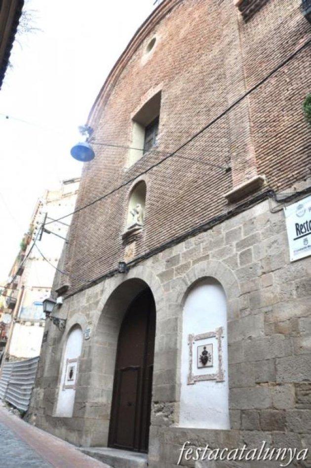 Lleida - Carrer Cavallers (Oratori de Nostra Senyora dels Dolors)