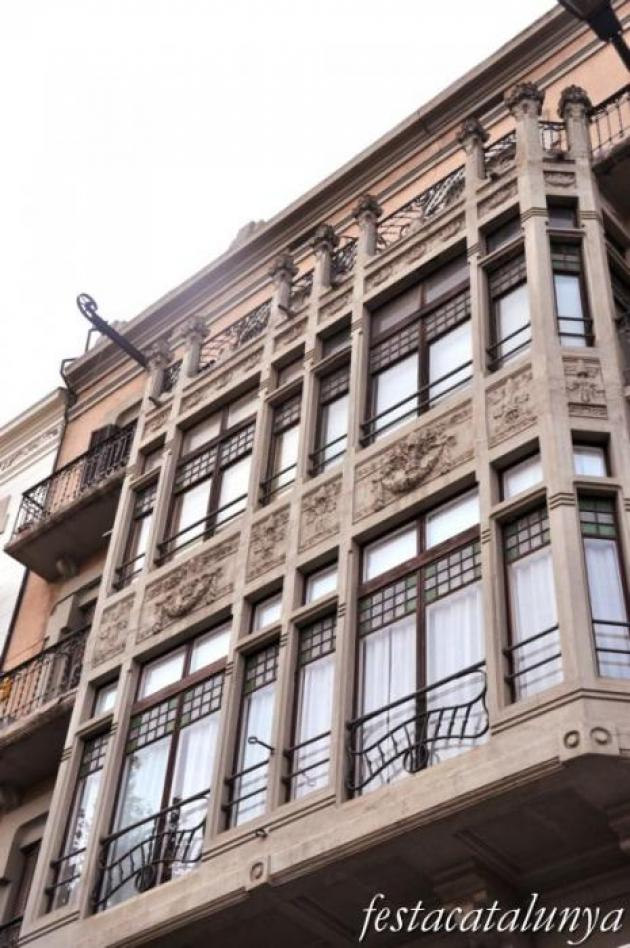 Lleida - Rambla d'Aragó (Casa de Balasch)