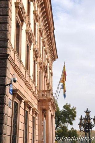 Lleida - Rambla de Ferran (Antic Govern Civil)