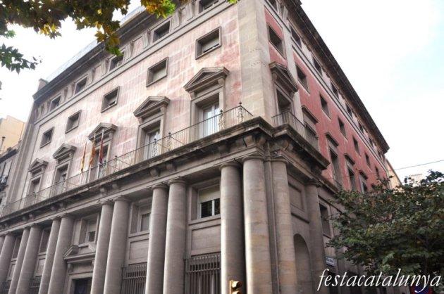 Lleida - Rambla de Ferran (Antic Palau de Justícia)