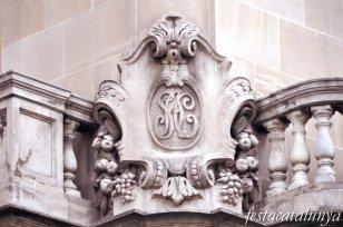 Lleida - Rambla de Ferran (Casa Cros)