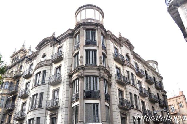 Lleida - Rambla de Ferran (Casa Vilella)