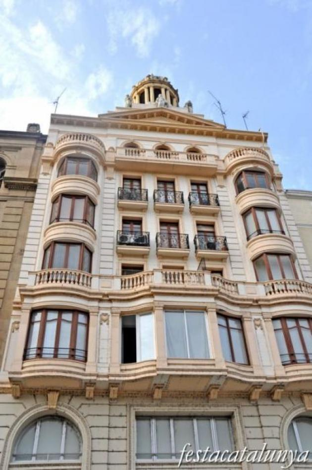 Lleida - Avinguda Blondel (Antiga Banca Llorens)