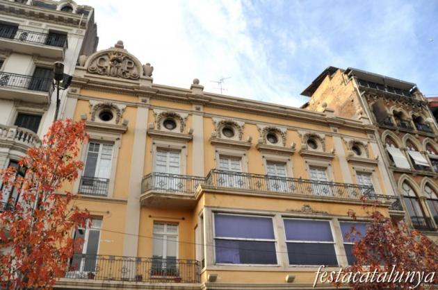 Lleida - Museu Morera, antic Casino Principal