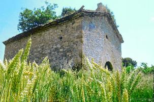 Òdena - Capella de Sant Sebastià