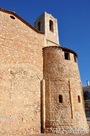 Cunit - Església parroquial de Sant Cristòfol