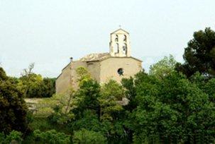 Òdena - Església de Santa Magdalena de l'Espelt